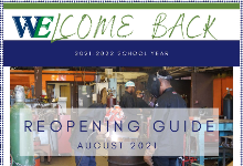 Superintendent Welcome Letter and Reopening Plan