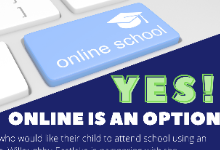 Yes! Online is an Option