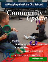 Community Update October 2017