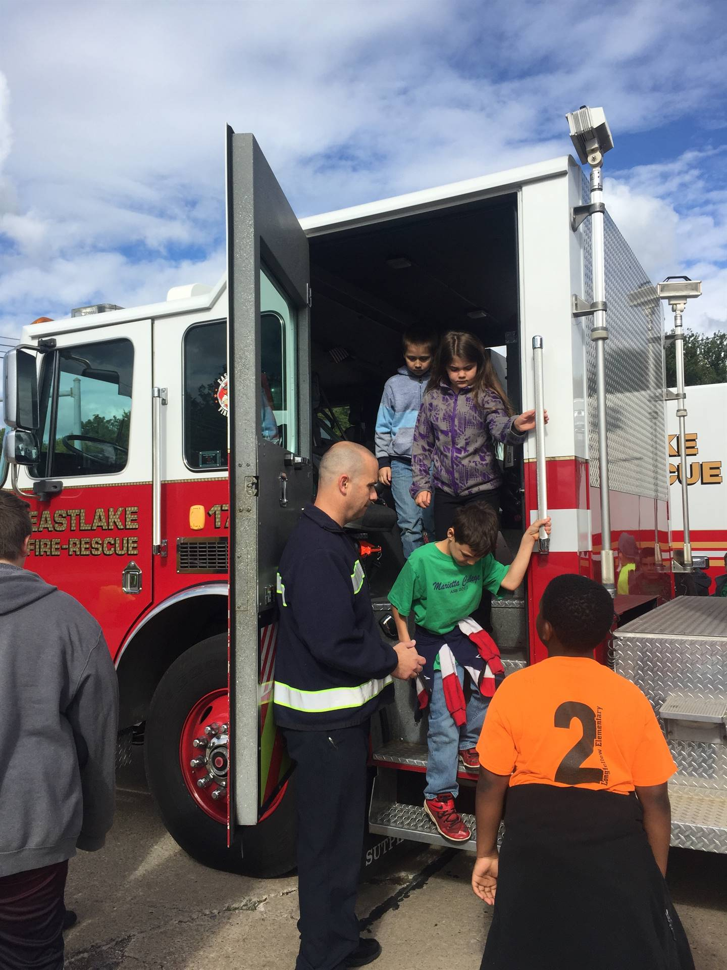 3rd Grade Community Field Trip