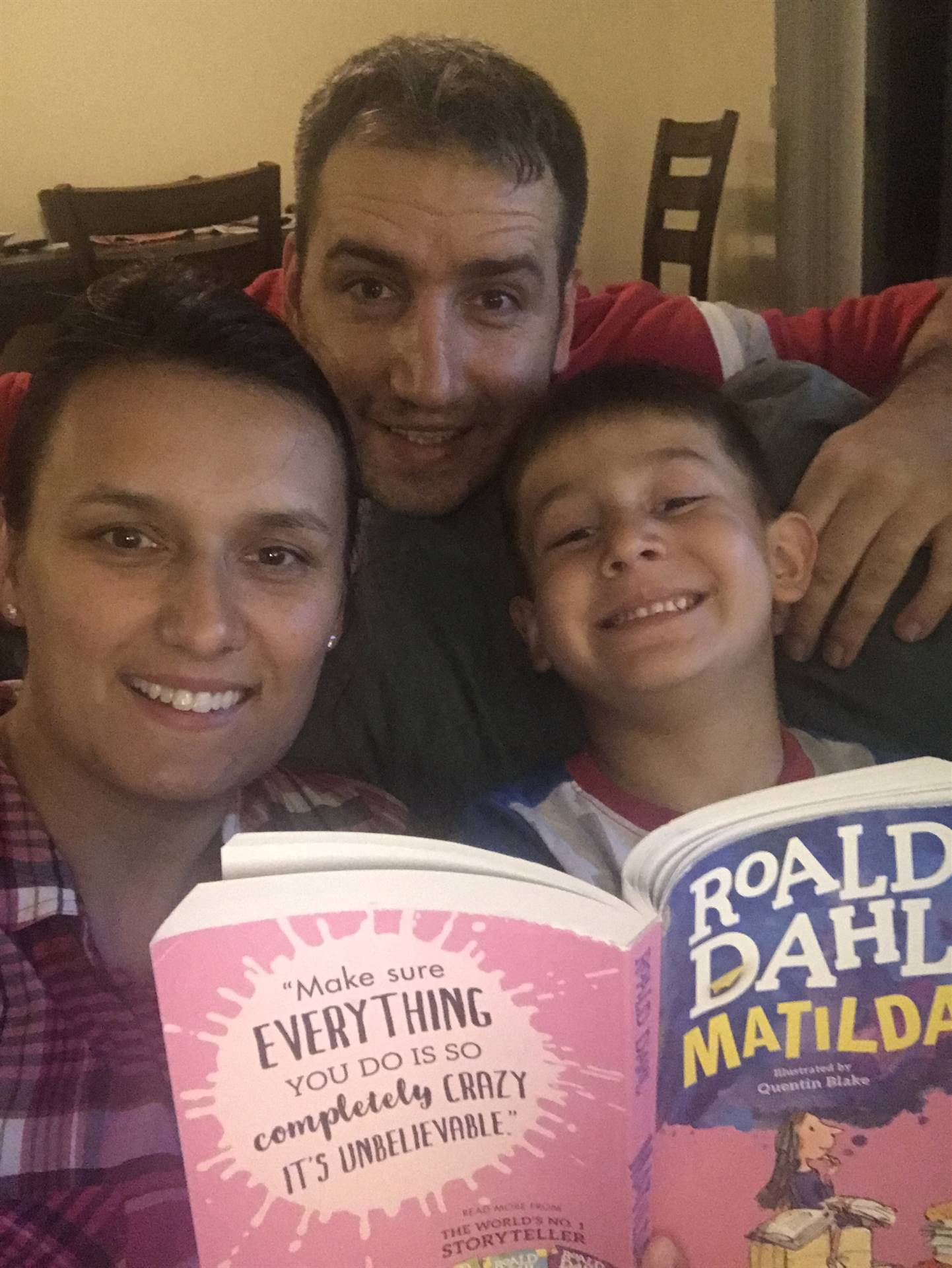FRT- Family Reading Time