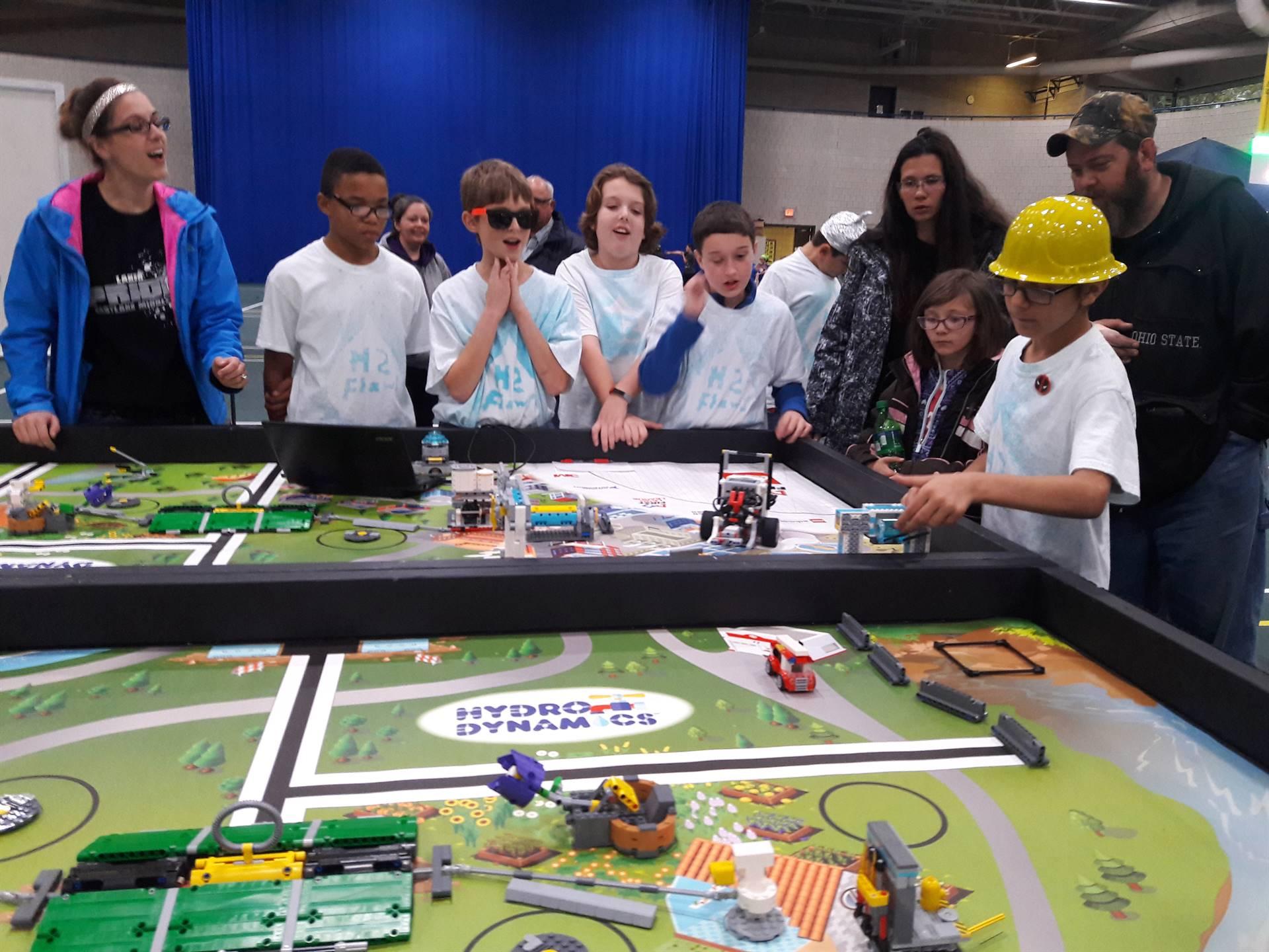 FIRST Lego League Tournament