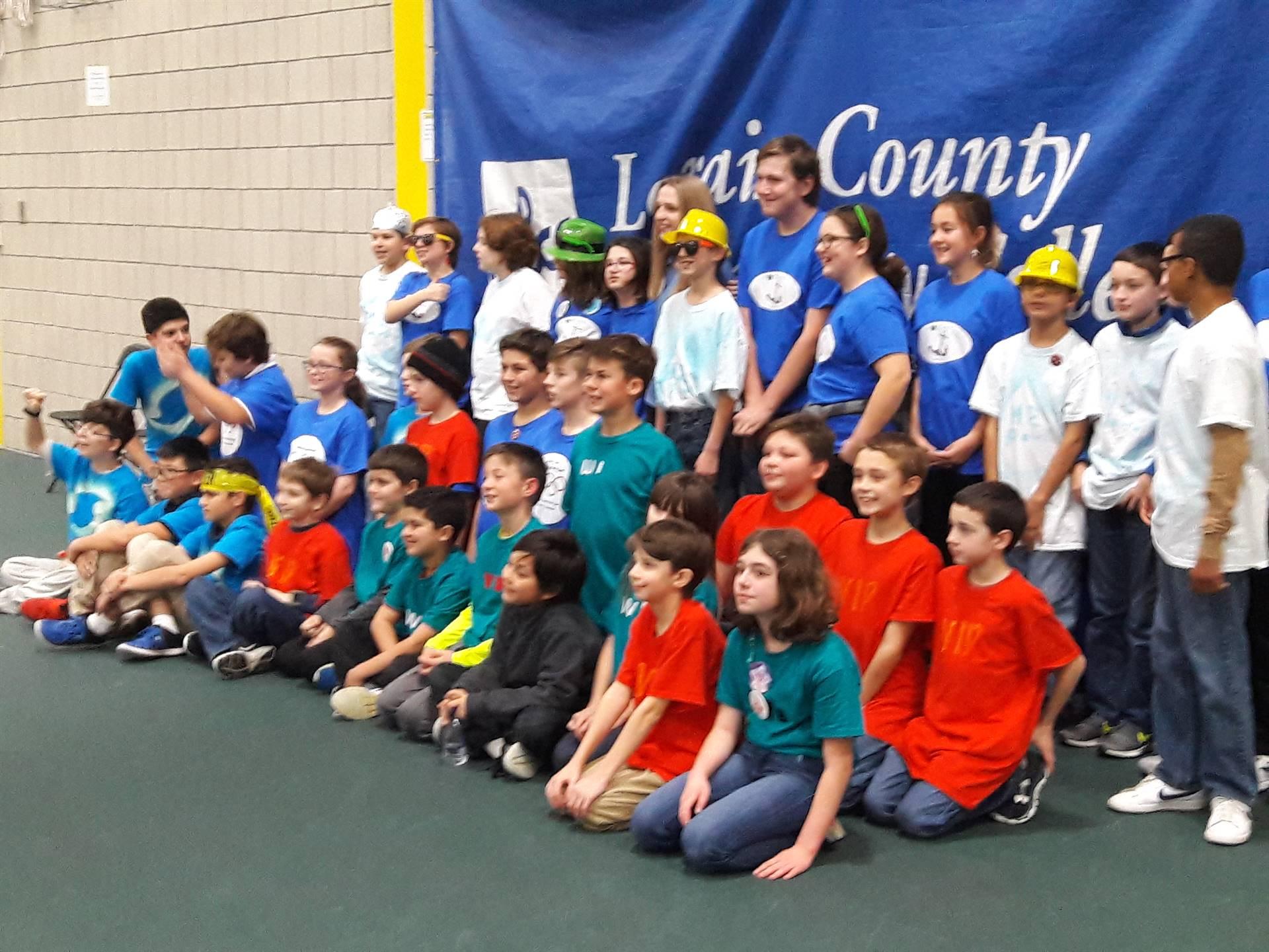 Willoughby - Eastlake School's FLL Teams