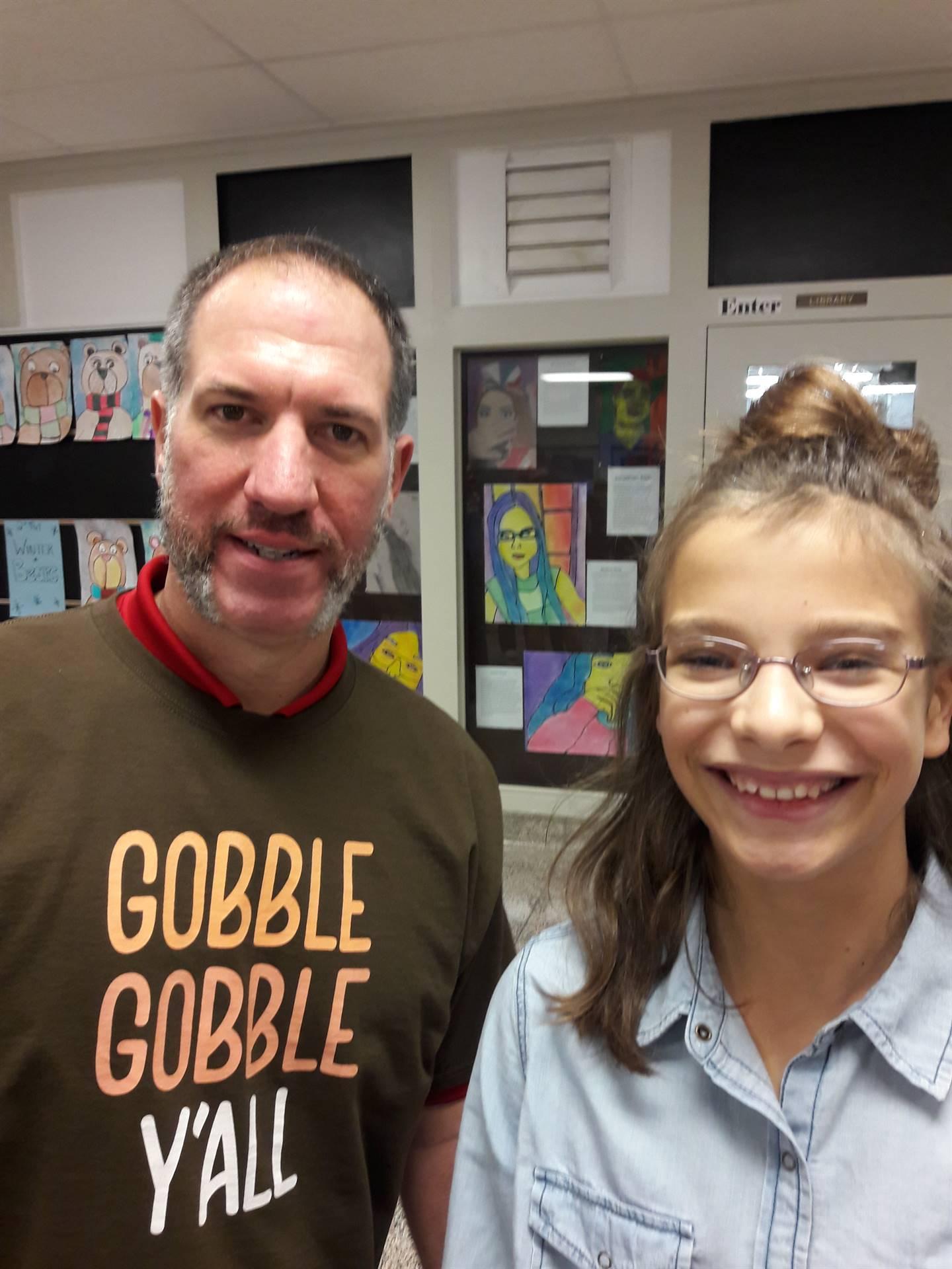 Mr. Grabski with Beard Designer Lauren