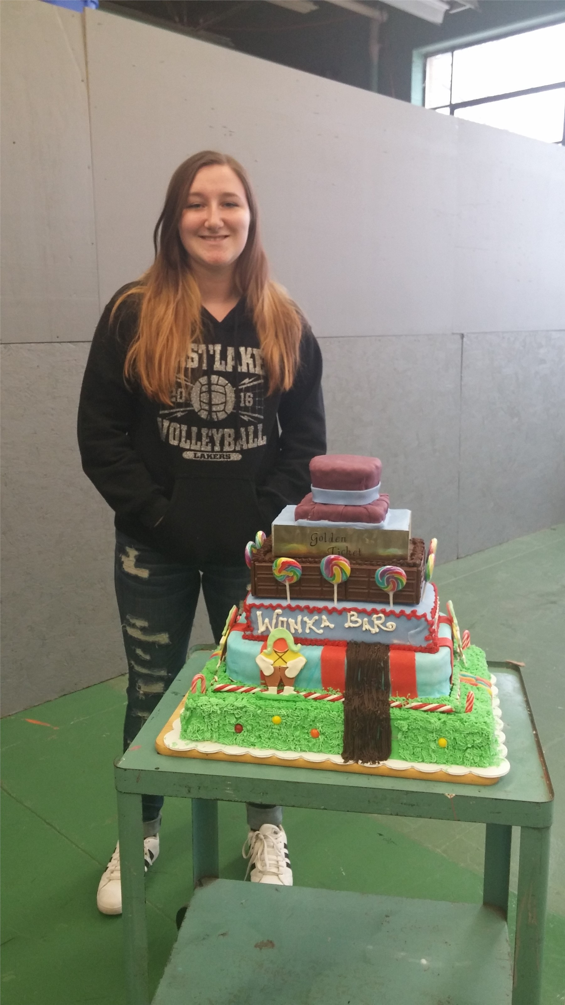 Cake Design Winner