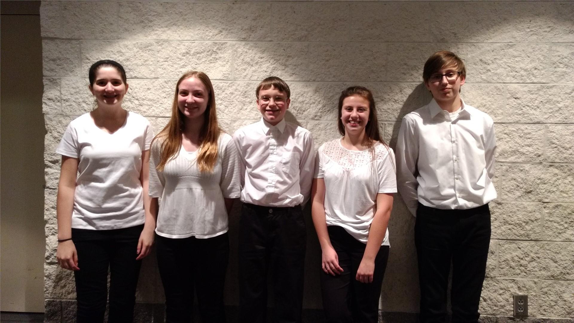 Honors Band at Mentor