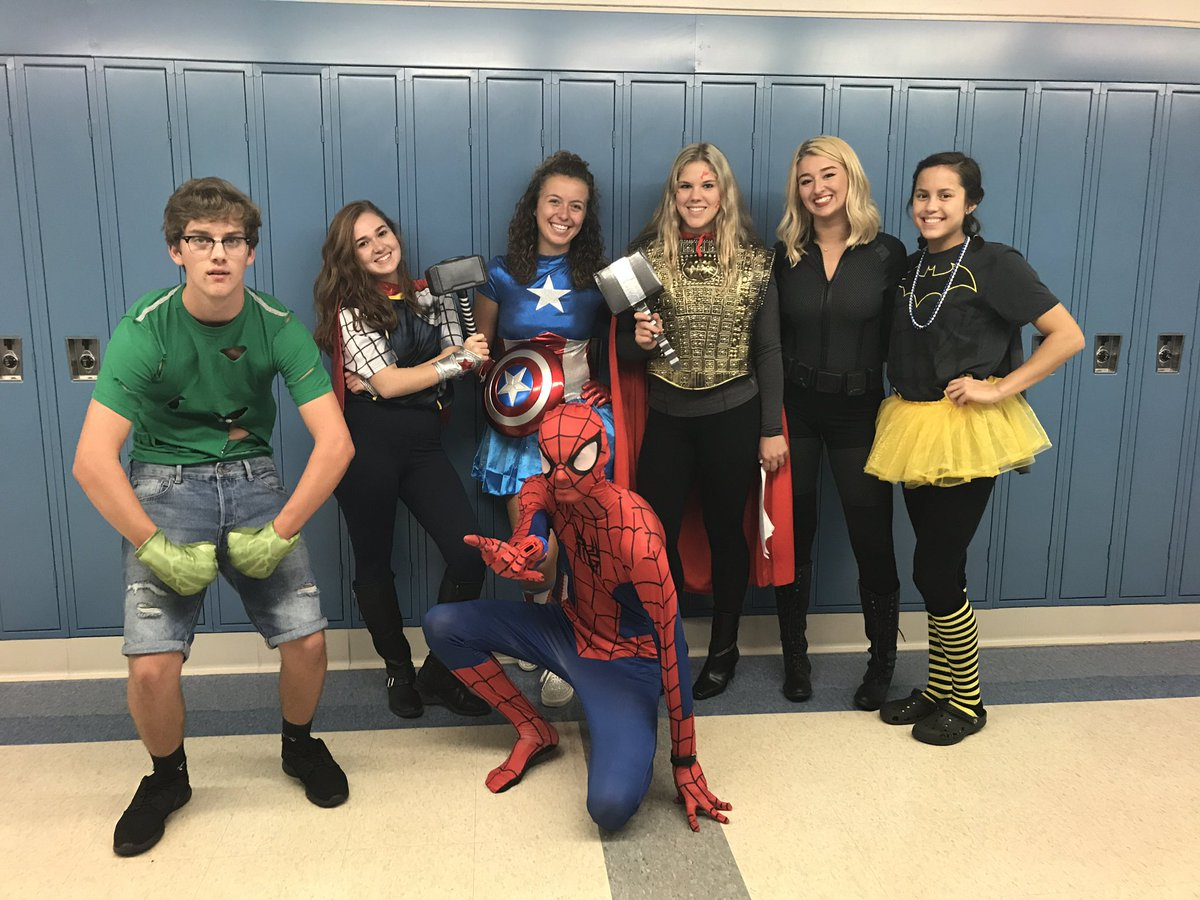Super Heroes for United Way