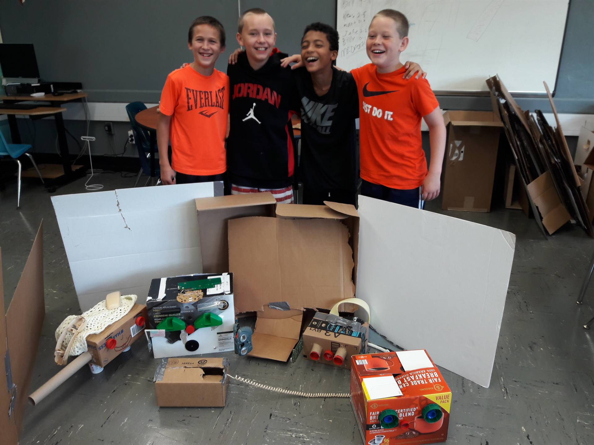 Cardboard Crew
