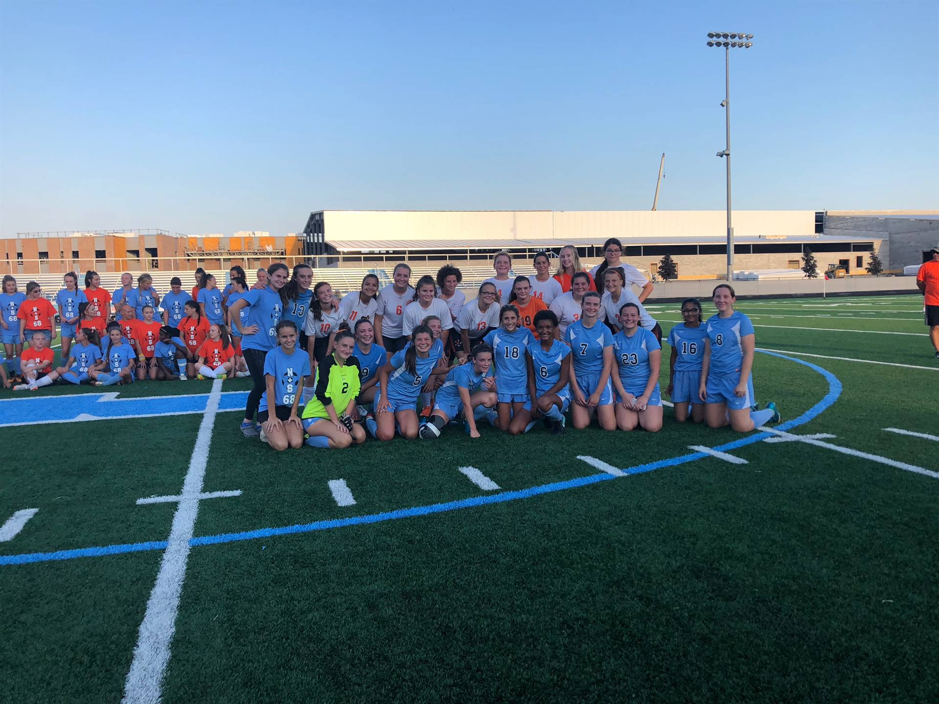 South/North Soccer