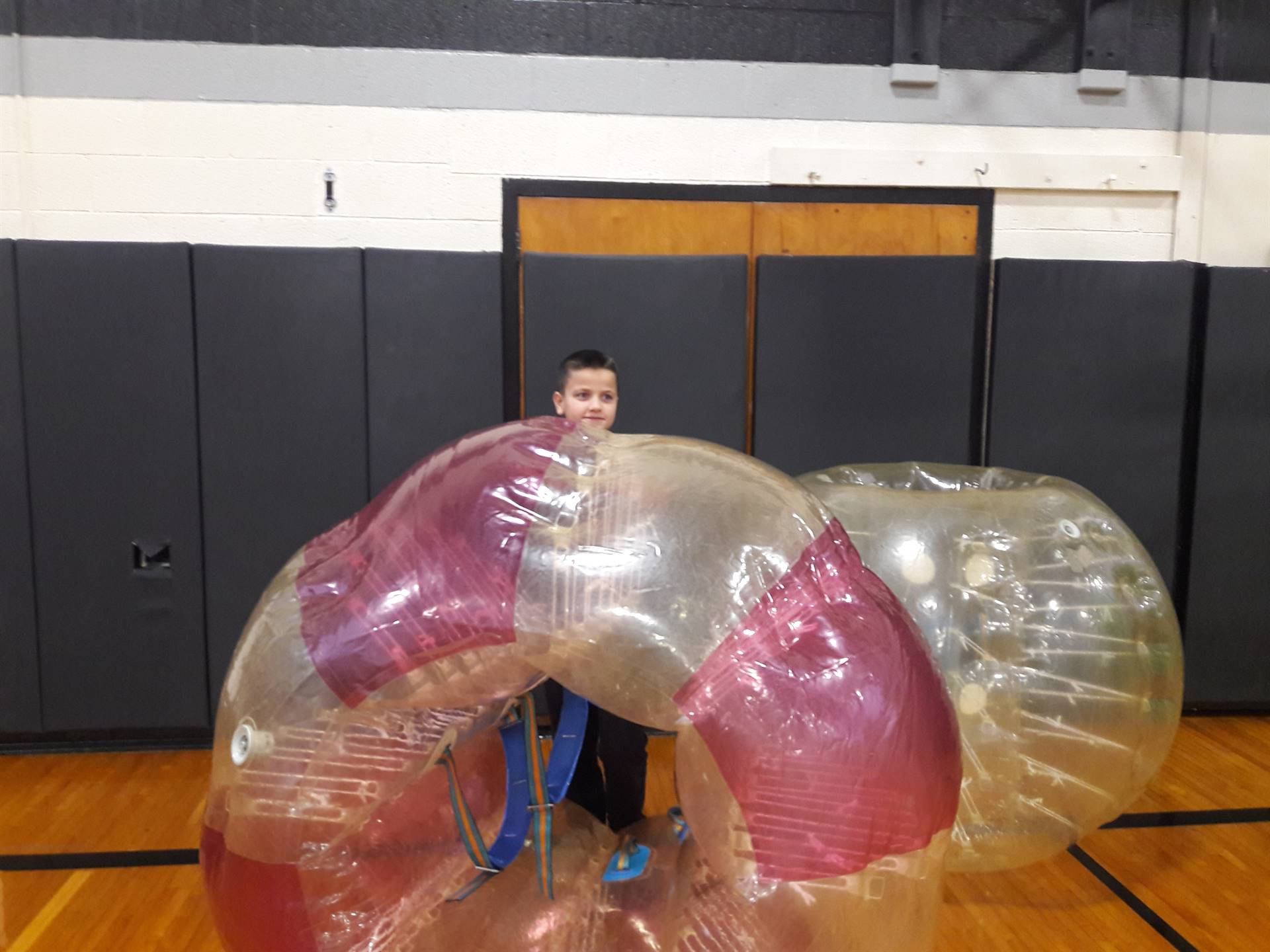 Gearing Up for Bubble Ball Soccer