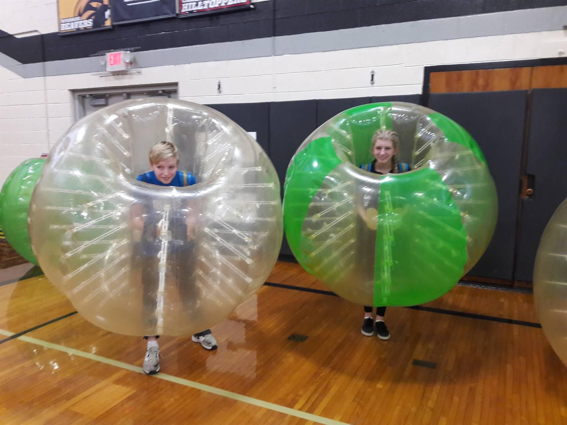 Bubble Ball!