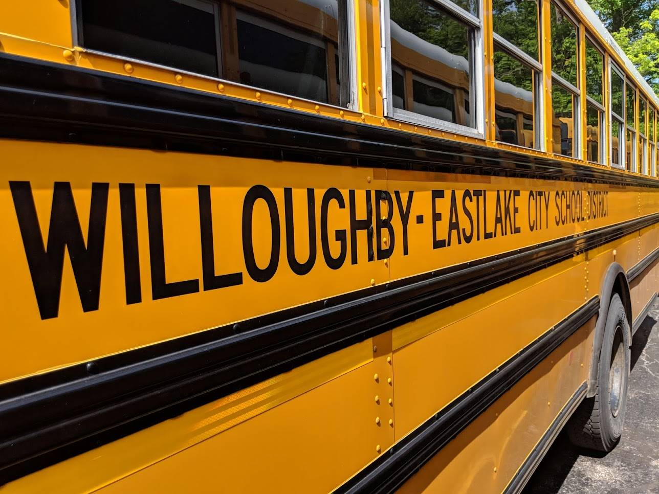 Willoughby-Eastlake School Bus