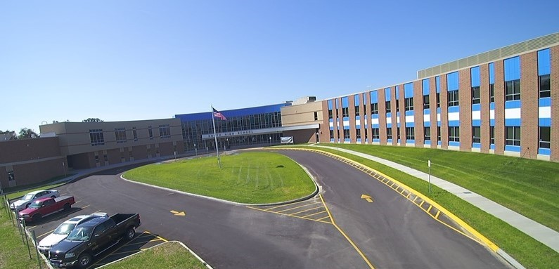 The New South High School