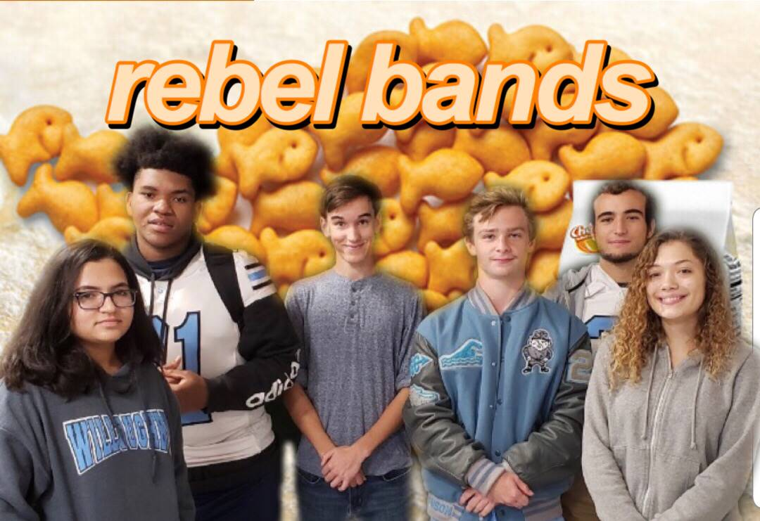 October Rebel Band Winners