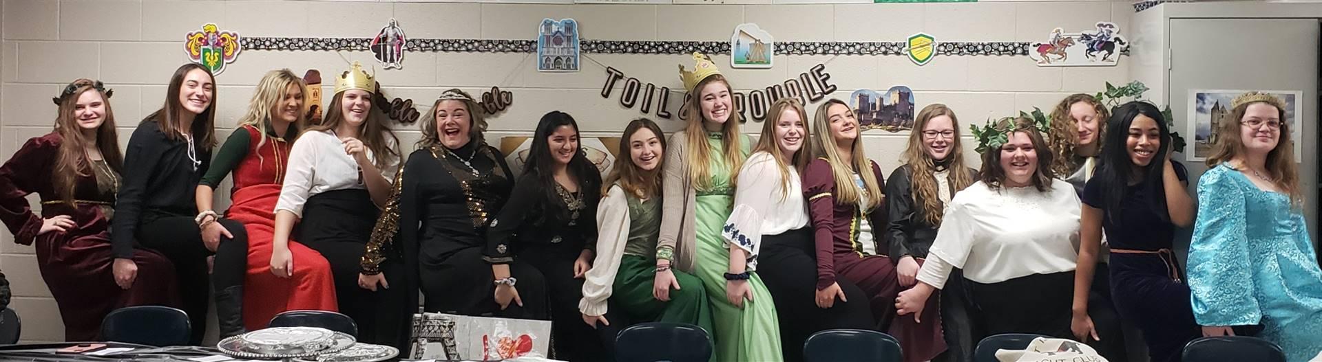 English Department - Shakespeare Week