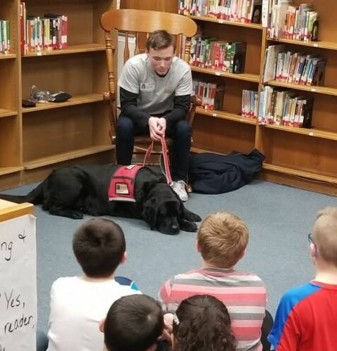 Service and Therapy Dogs