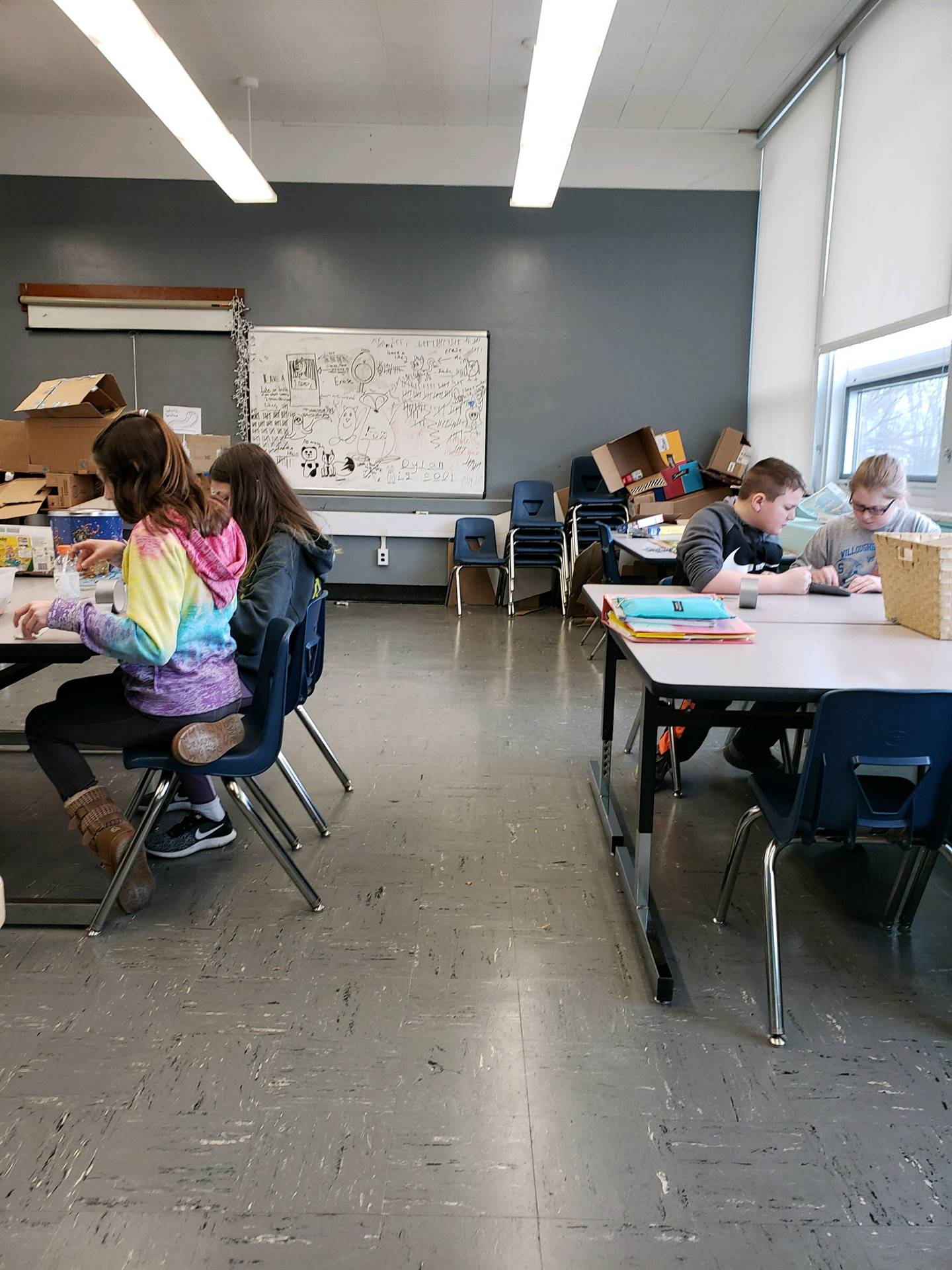 Making in the Makerspace