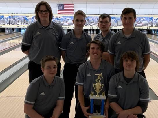 Congratulations Bowling Team!