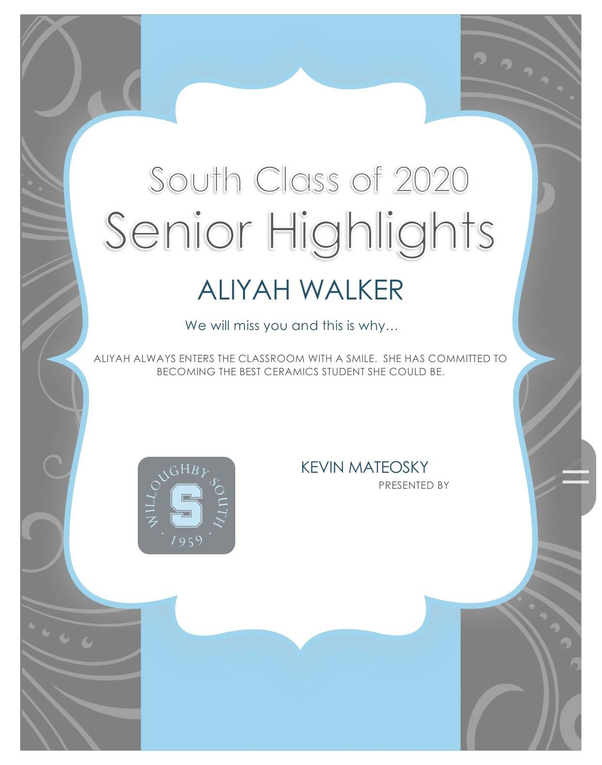 Aliyah Walker