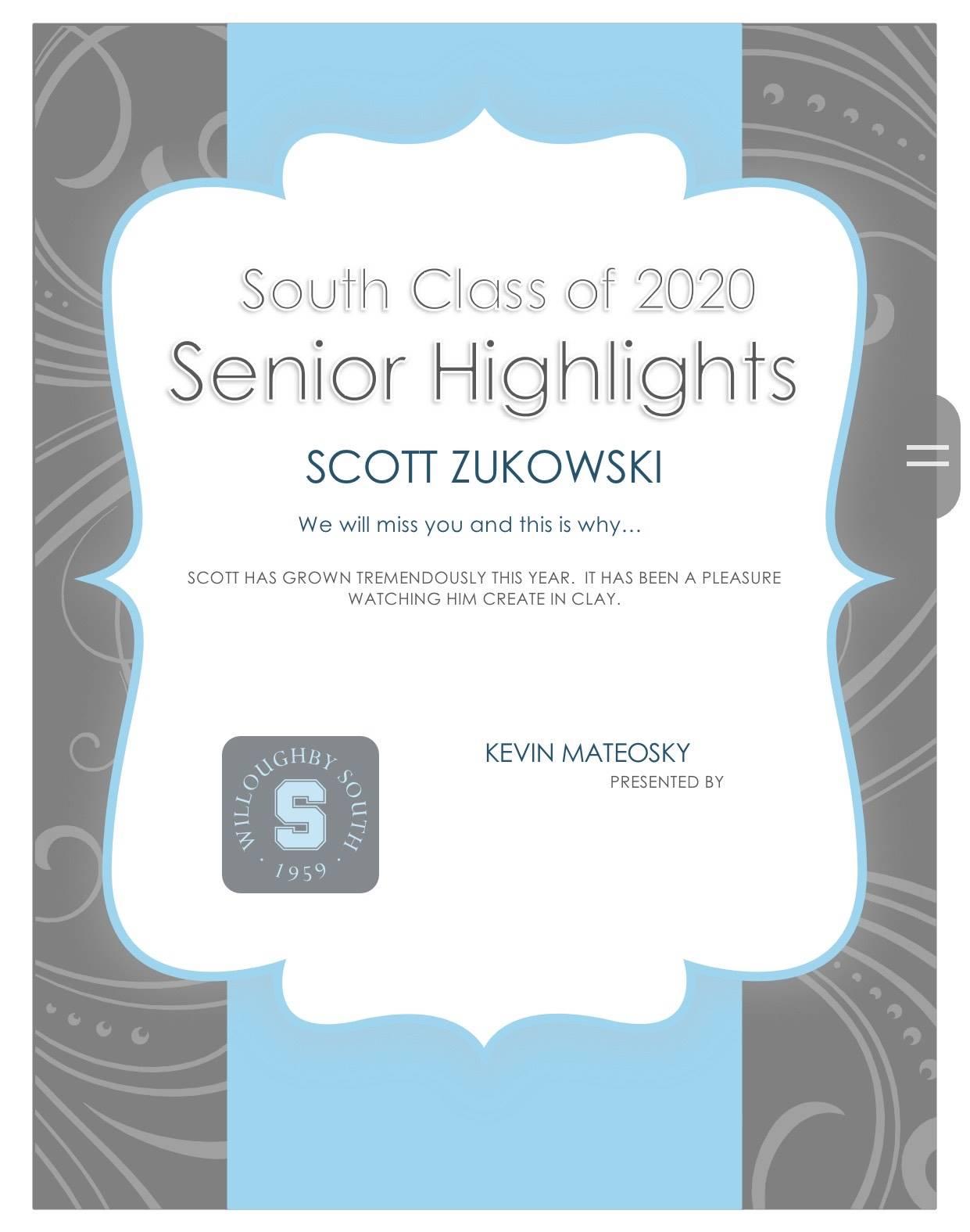 Scott Zukowski