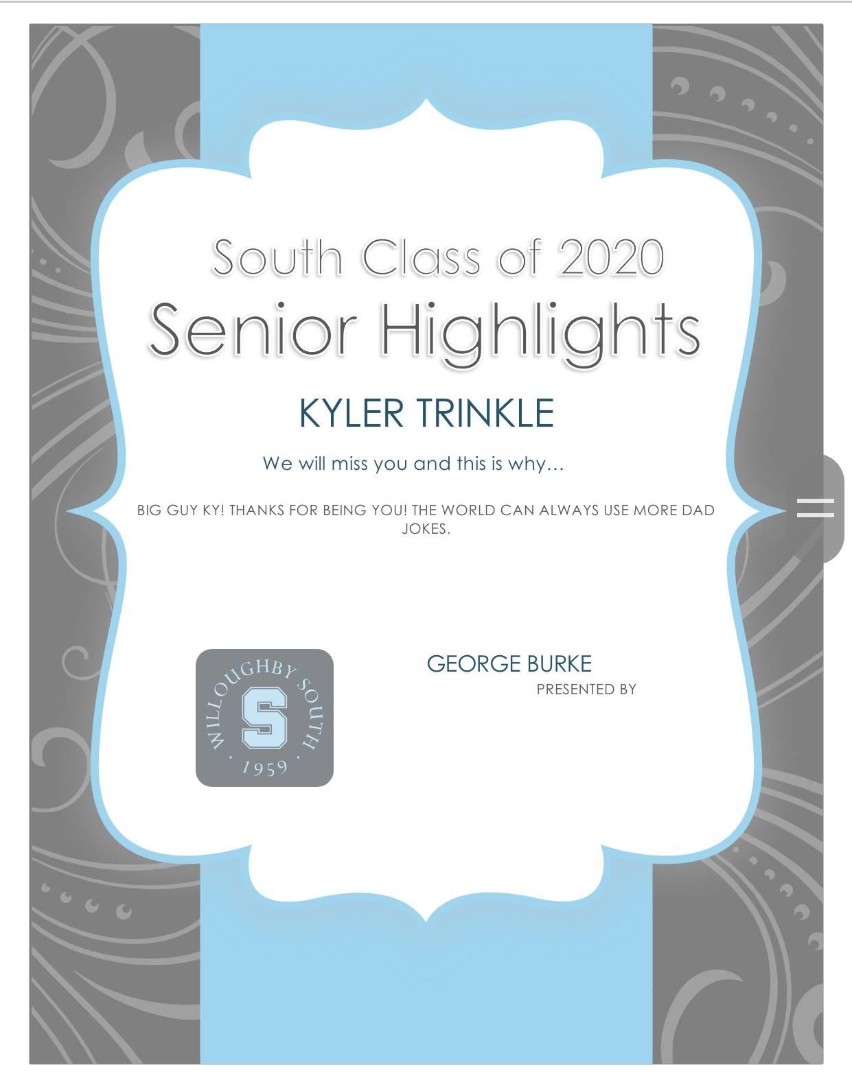 Kyler Trinkle