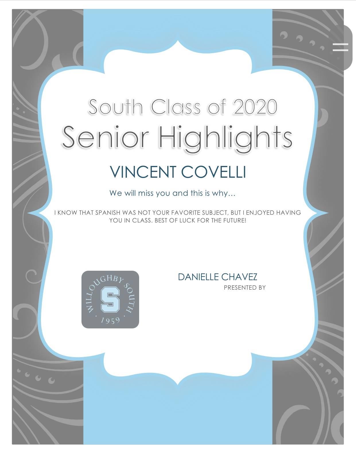 Vincent Covelli