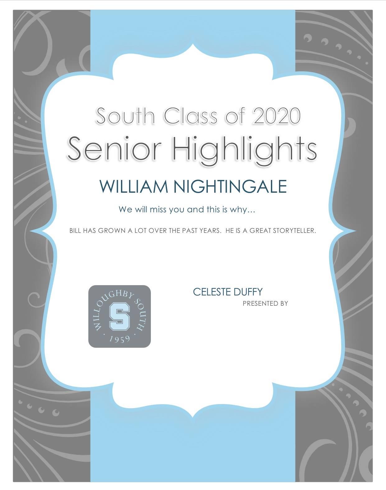 William Nightengale