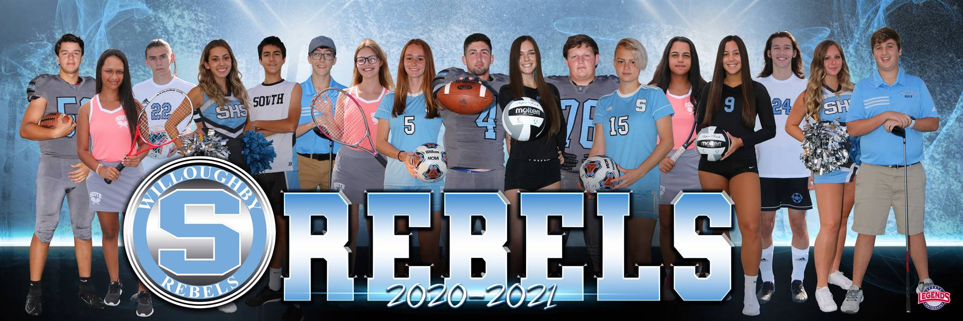 Willoughby South Rebel Fall Sports